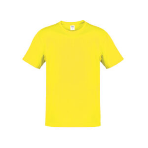 Hecom-Camiseta Adulto Color