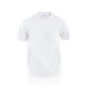 Hecom-Camiseta Adulto Blanca