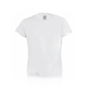 Hecom-Camiseta Niño Blanca