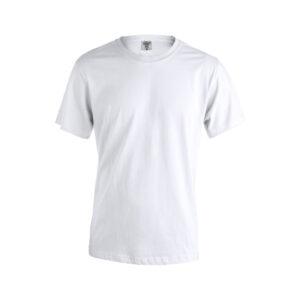 "MC130-Camiseta Adulto Blanca ""keya"""
