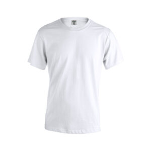 "MC150-Camiseta Adulto Blanca ""keya"""