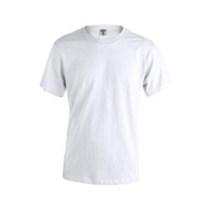 "MC180-Camiseta Adulto Blanca ""keya"""