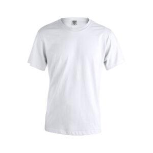 """MC180-OE-Camiseta Adulto Blanca """"keya"""""""