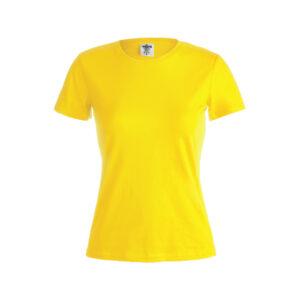 "WCS150-Camiseta Mujer Color ""keya"""