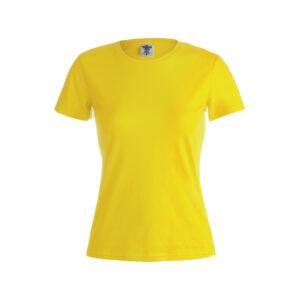 "WCS180-Camiseta Mujer Color ""keya"""