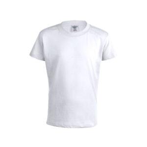 "YC150-Camiseta Niño Blanca ""keya"""