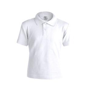 "YPS180-Polo Niño Blanco ""keya"""