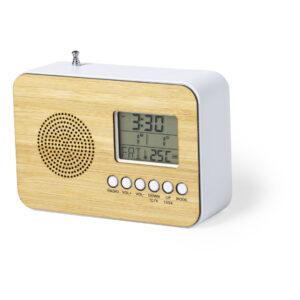 Tulax-Reloj Radio