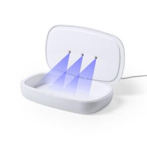 Halby-Caja Esterilizadora UV Cargador