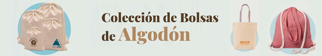 Bolsas Promocionales de Algodón - Figurex